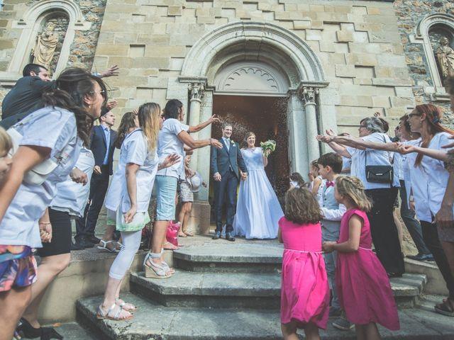 Le mariage de Thomas et Elodie à Saint-Prim, Isère 19