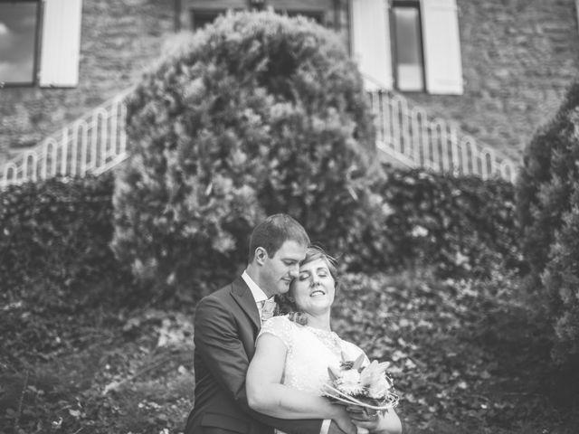 Le mariage de Thomas et Elodie à Saint-Prim, Isère 34