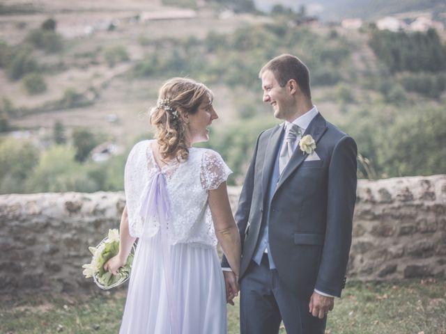 Le mariage de Thomas et Elodie à Saint-Prim, Isère 35