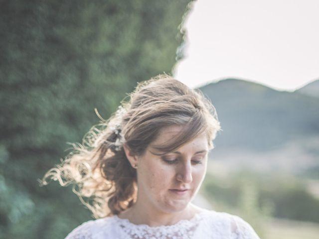 Le mariage de Thomas et Elodie à Saint-Prim, Isère 38