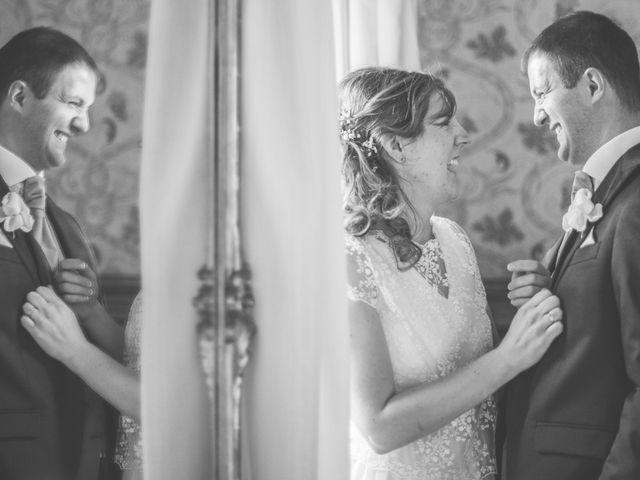 Le mariage de Thomas et Elodie à Saint-Prim, Isère 2