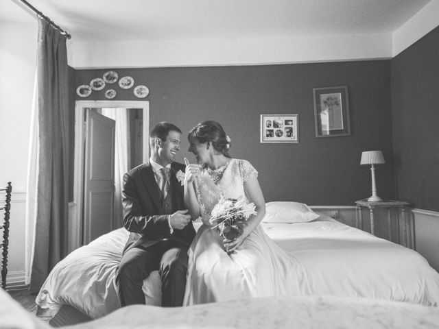 Le mariage de Thomas et Elodie à Saint-Prim, Isère 42
