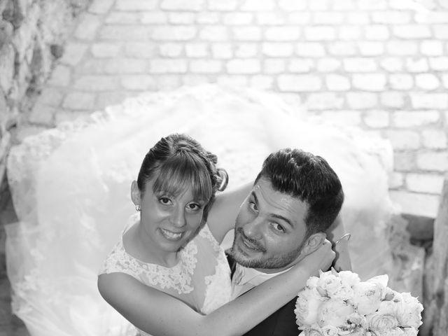 Le mariage de Christophe et Aurelie à Vézénobres, Gard 5
