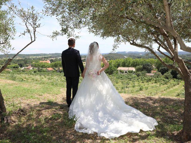 Le mariage de Aurelie et Christophe