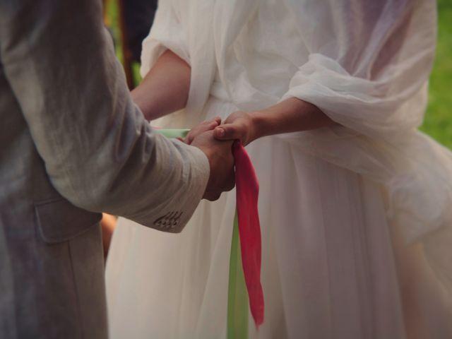 Le mariage de Gaël et Juliette à Ambillou, Indre-et-Loire 37