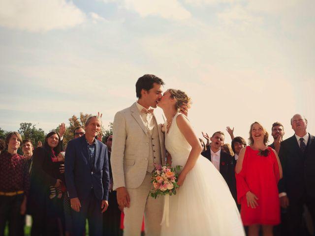 Le mariage de Gaël et Juliette à Ambillou, Indre-et-Loire 43