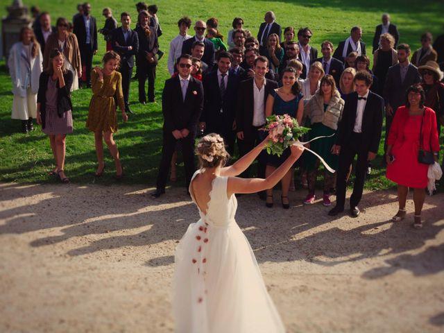 Le mariage de Gaël et Juliette à Ambillou, Indre-et-Loire 44