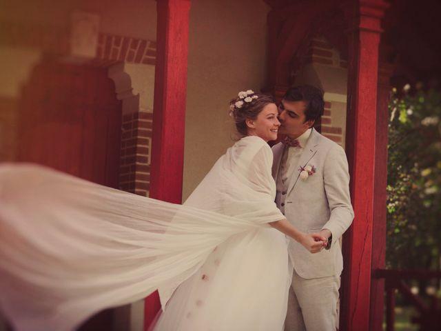 Le mariage de Juliette et Gaël