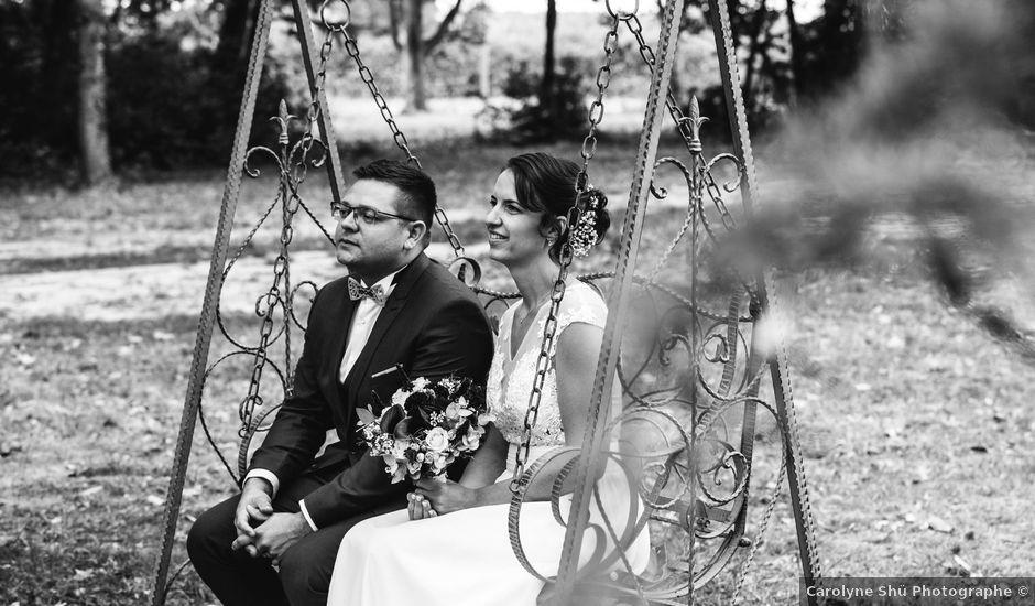 Le mariage de David et Florine à Bonrepos-Riquet, Haute-Garonne