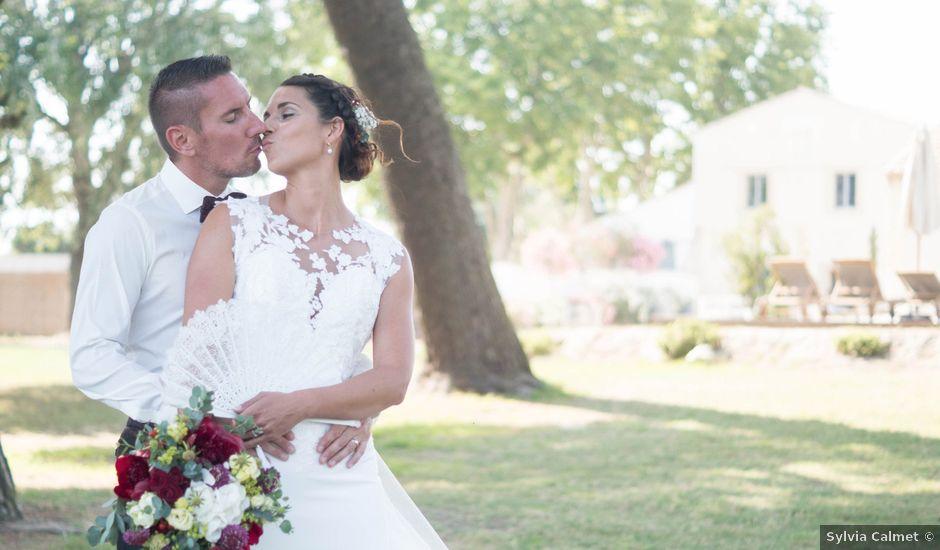 Le mariage de Antoine et Alexandra à Saintes-Maries-de-la-Mer, Bouches-du-Rhône