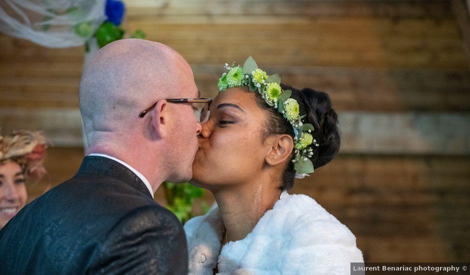 Le mariage de Vincent et Fateata à Coutances, Manche