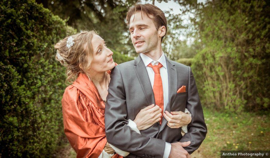 Le mariage de Gaëtan et Amandine à Chavanoz, Isère