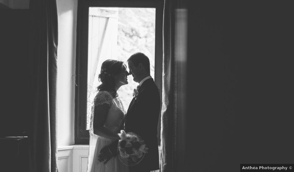 Le mariage de Thomas et Elodie à Saint-Prim, Isère