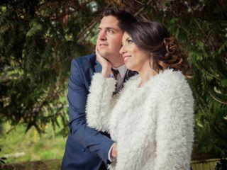Le mariage de Wessalie et Julien