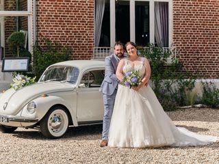 Le mariage de Samantha et Paul