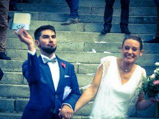 Le mariage de Justine et Scott