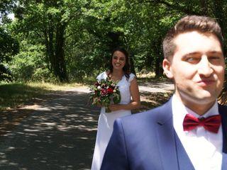 Le mariage de Julia et Mathieu