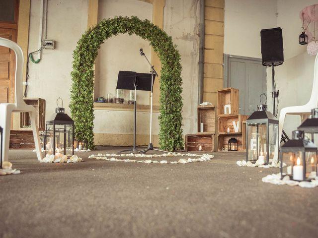 Le mariage de Julien et Wessalie à Saint-Martin-la-Plaine, Loire 13
