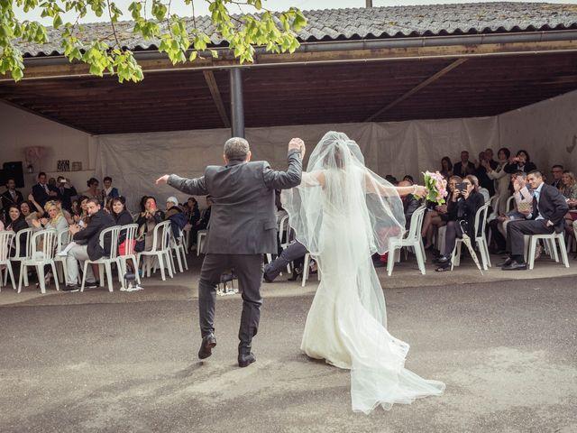 Le mariage de Julien et Wessalie à Saint-Martin-la-Plaine, Loire 22