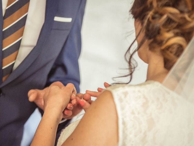 Le mariage de Julien et Wessalie à Saint-Martin-la-Plaine, Loire 26