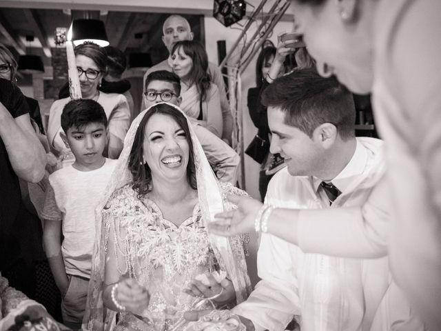 Le mariage de Julien et Wessalie à Saint-Martin-la-Plaine, Loire 48