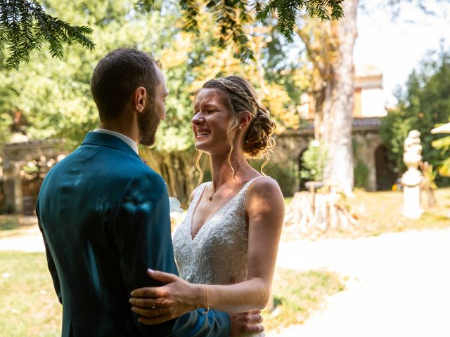 Le mariage de Marius et Alice à Gradignan, Gironde 40