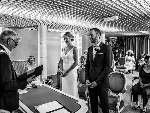 Le mariage de Marius et Alice à Gradignan, Gironde 47
