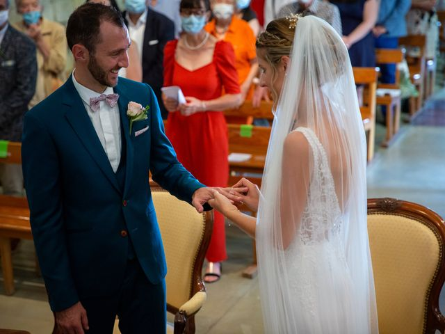 Le mariage de Marius et Alice à Gradignan, Gironde 59