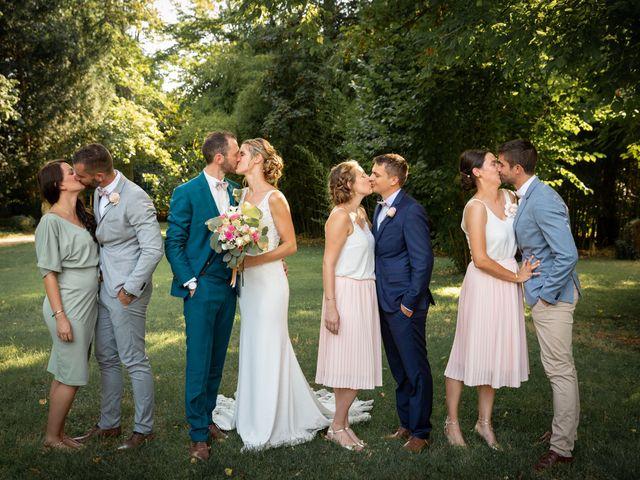 Le mariage de Marius et Alice à Gradignan, Gironde 91