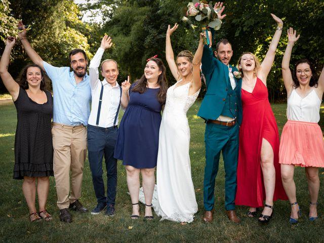 Le mariage de Marius et Alice à Gradignan, Gironde 95