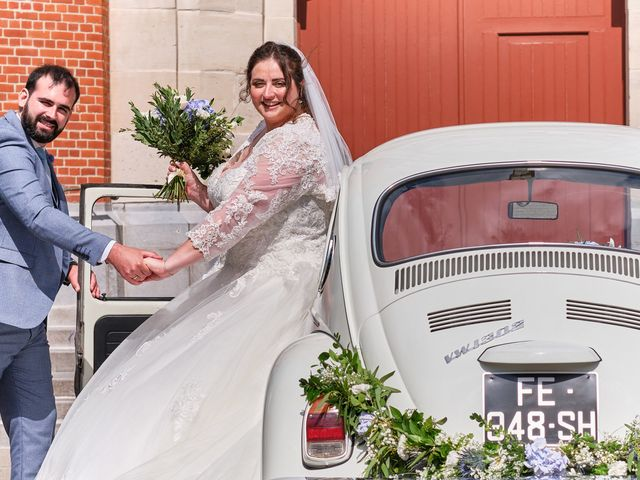 Le mariage de Paul et Samantha à Lille, Nord 6