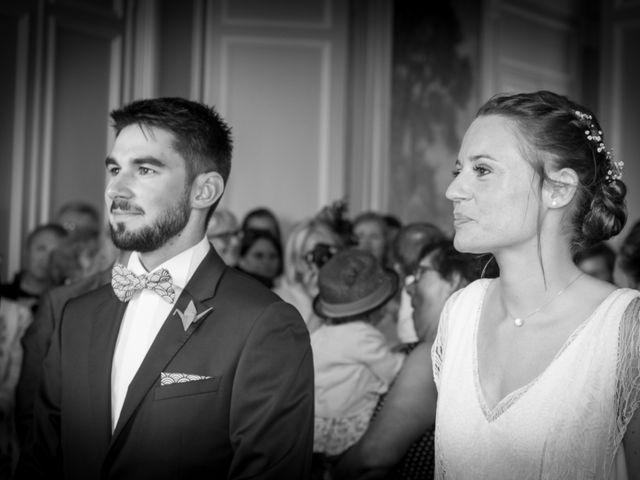 Le mariage de Scott et Justine à Paimpol, Côtes d'Armor 7