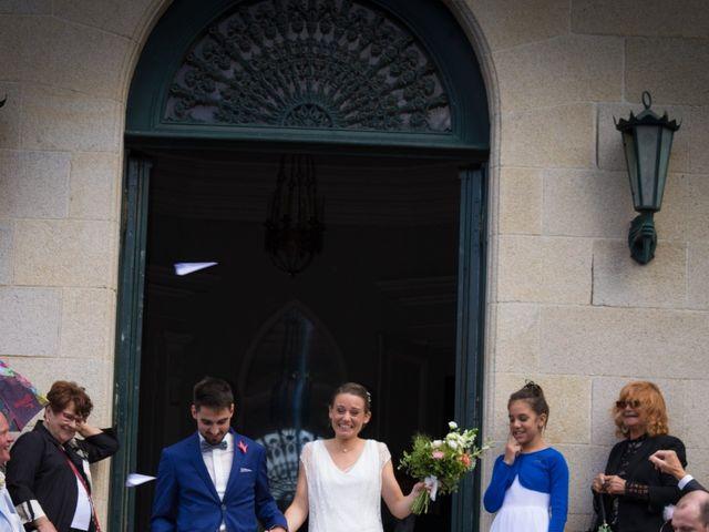 Le mariage de Scott et Justine à Paimpol, Côtes d'Armor 9