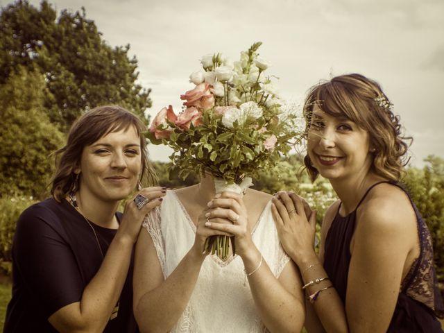 Le mariage de Scott et Justine à Paimpol, Côtes d'Armor 16