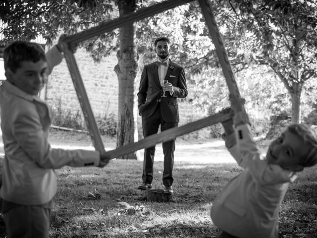 Le mariage de Scott et Justine à Paimpol, Côtes d'Armor 34