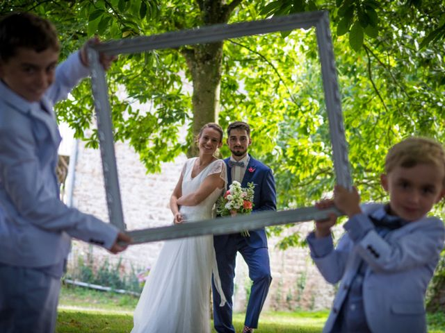 Le mariage de Scott et Justine à Paimpol, Côtes d'Armor 35