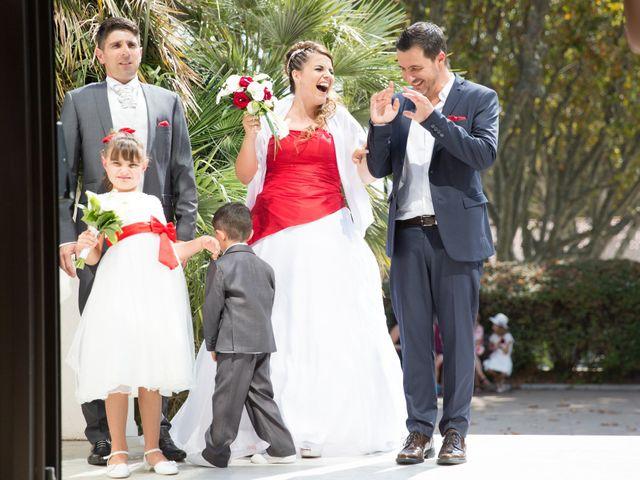 Le mariage de Sébastien et Véronique à Saint-Laurent-du-Var, Alpes-Maritimes 9