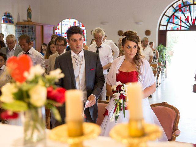 Le mariage de Sébastien et Véronique à Saint-Laurent-du-Var, Alpes-Maritimes 19