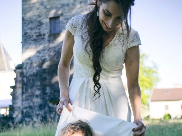 Le mariage de Frédéric et Amélie à Belfort, Territoire de Belfort 8