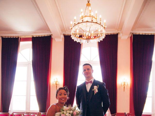 Le mariage de Aziz et Francesca à Auch, Gers 14