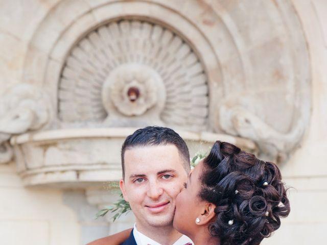 Le mariage de Aziz et Francesca à Auch, Gers 15