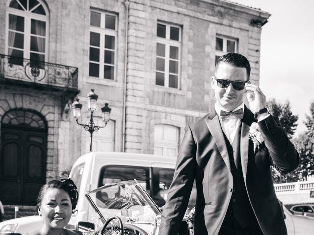 Le mariage de Aziz et Francesca à Auch, Gers 16