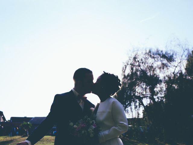 Le mariage de Aziz et Francesca à Auch, Gers 19