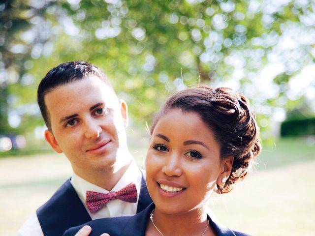 Le mariage de Aziz et Francesca à Auch, Gers 20