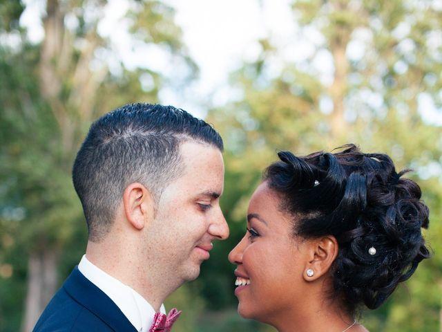 Le mariage de Aziz et Francesca à Auch, Gers 23