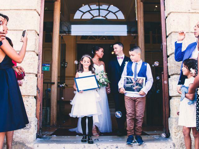 Le mariage de Aziz et Francesca à Auch, Gers 29
