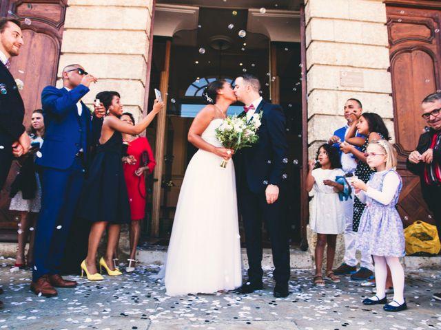 Le mariage de Aziz et Francesca à Auch, Gers 30
