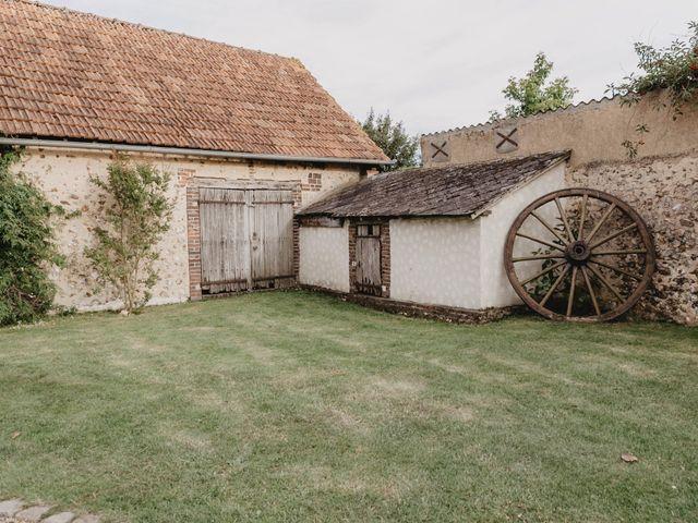 Le mariage de Thomas et Sarah à Pontgouin, Eure-et-Loir 4