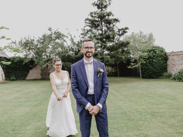 Le mariage de Thomas et Sarah à Pontgouin, Eure-et-Loir 50