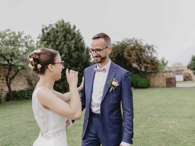 Le mariage de Thomas et Sarah à Pontgouin, Eure-et-Loir 55